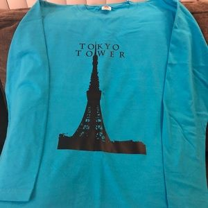 Tokyo Souvenir Shirts
